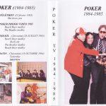 Poker 1984-1985