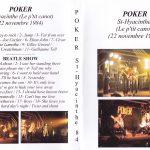 Poker St-Hyacinthe 1984