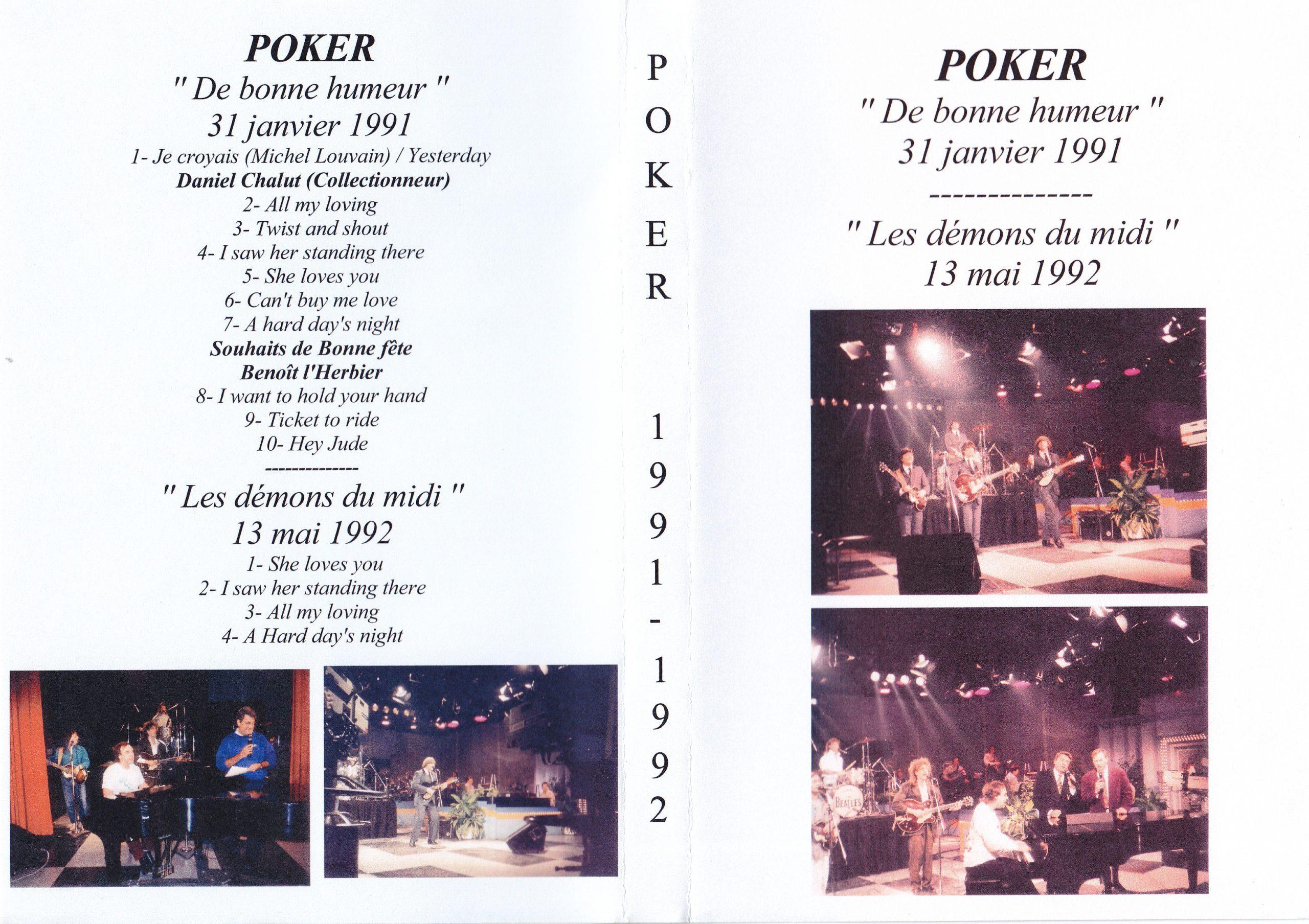 1991-1992-Poker-TV