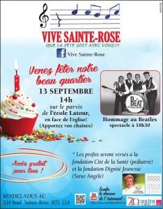 Festival Vive Ste-Rose - 2015